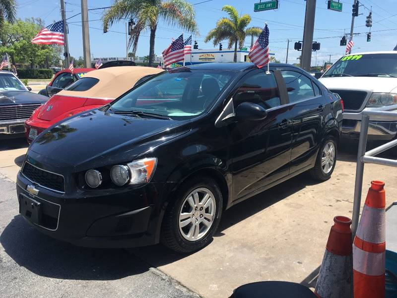 2012 Chevrolet Sonic For Sale At TOP TWO USA INC In Oakland Park FL