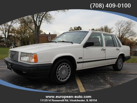 1990 Volvo 740 for sale in Westchester, IL