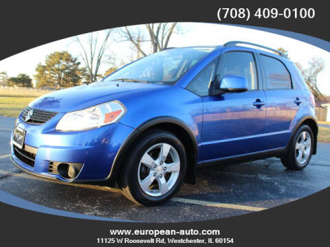2012 Suzuki SX4 Crossover for sale in Westchester, IL