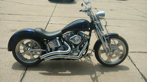 1996 Harley-Davidson Srpinger FXSTS for sale at Betterway Automotive Inc in Plattsmouth NE