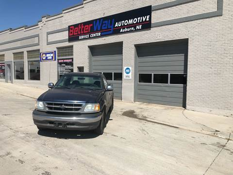 2002 Ford F-150 for sale at Betterway Automotive Inc - of Auburn in Auburn NE