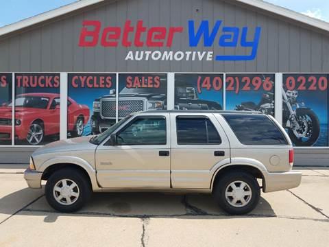 2001 Oldsmobile Bravada for sale in Plattsmouth, NE