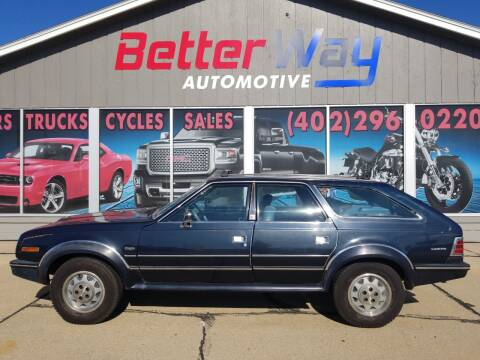 1988 Eagle Eagle 30 for sale at Betterway Automotive Inc in Plattsmouth NE