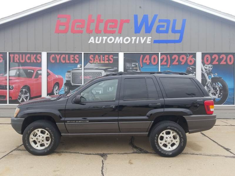2001 Jeep Grand Cherokee for sale at Betterway Automotive Inc in Plattsmouth NE
