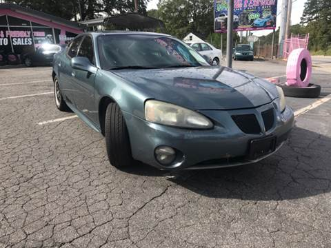 2006 Pontiac Grand Prix for sale at Fast and Friendly Auto Sales LLC in Decatur GA