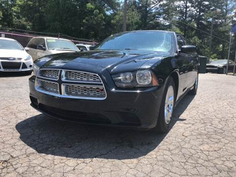 2012 Dodge Charger for sale at Fast and Friendly Auto Sales LLC in Decatur GA