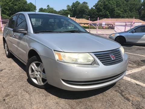 2007 Saturn Ion for sale at Fast and Friendly Auto Sales LLC in Decatur GA