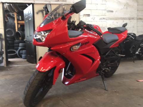 2010 Kawasaki Ninja 250cc for sale at Fast and Friendly Auto Sales LLC in Decatur GA