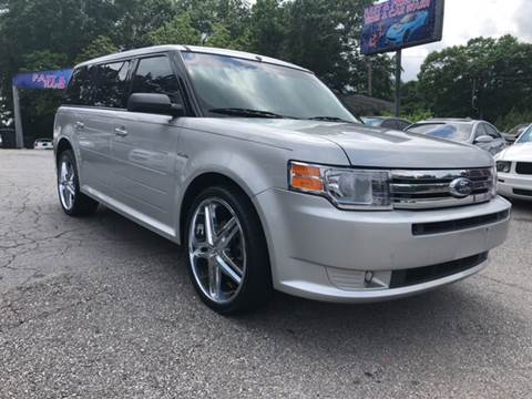 2009 Ford Flex for sale at Fast and Friendly Auto Sales LLC in Decatur GA