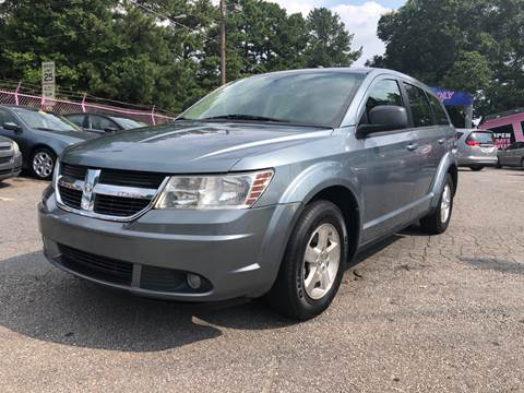 2010 Dodge Journey for sale at Fast and Friendly Auto Sales LLC in Decatur GA