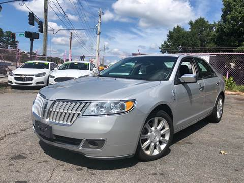 2010 Lincoln MKZ for sale at Fast and Friendly Auto Sales LLC in Decatur GA