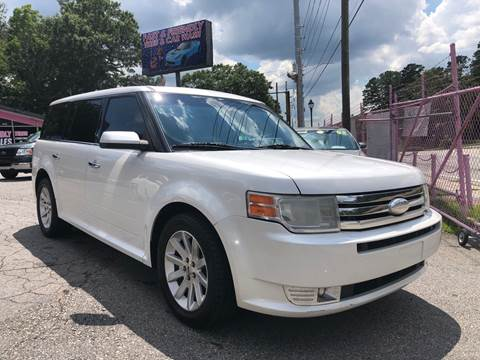 2011 Ford Flex for sale at Fast and Friendly Auto Sales LLC in Decatur GA
