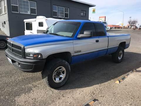 1996 Dodge Ram Pickup 2500 Laramie Slt In Kennewick Wa M M