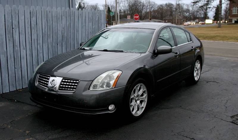 2005 nissan maxima 3.5 se 4dr sedan in mccordsville in - inout autos
