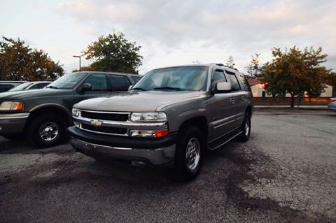 2000 Chevrolet Tahoe for sale in Indianapolis, IN