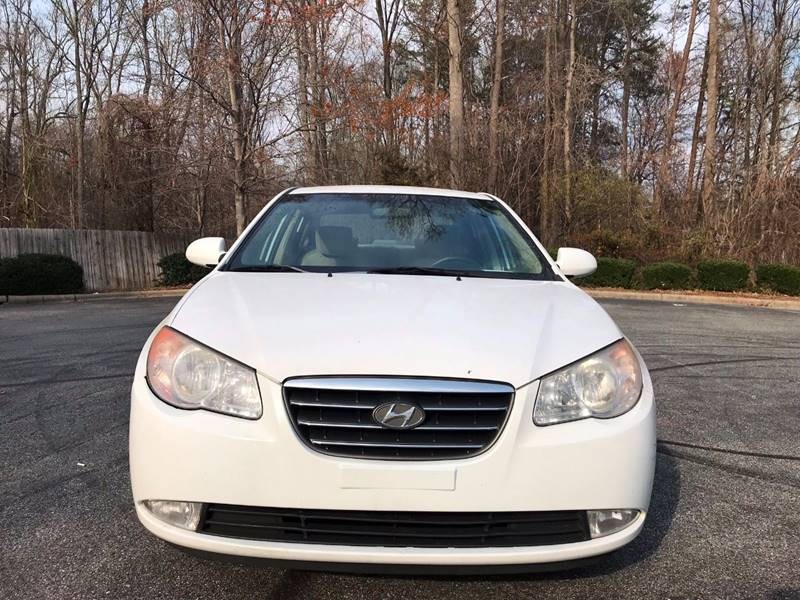 2008 Hyundai Elantra For Sale At RoadLink Auto Sales In Greensboro NC