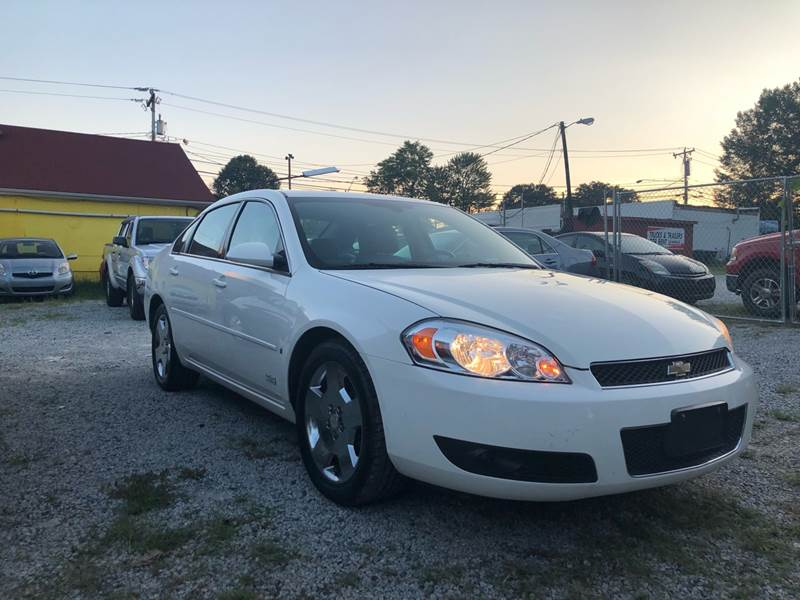 2008 Chevrolet Impala For Sale At RoadLink Auto Sales In Greensboro NC