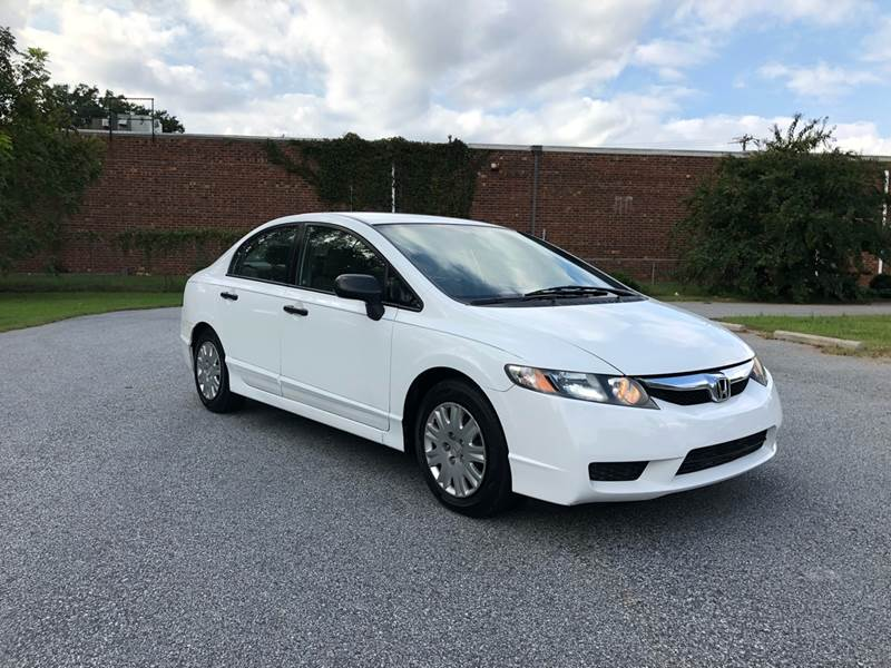 2011 Honda Civic For Sale At RoadLink Auto Sales In Greensboro NC