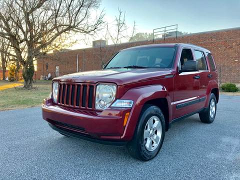 2012 Jeep Liberty for sale in Greensboro, NC