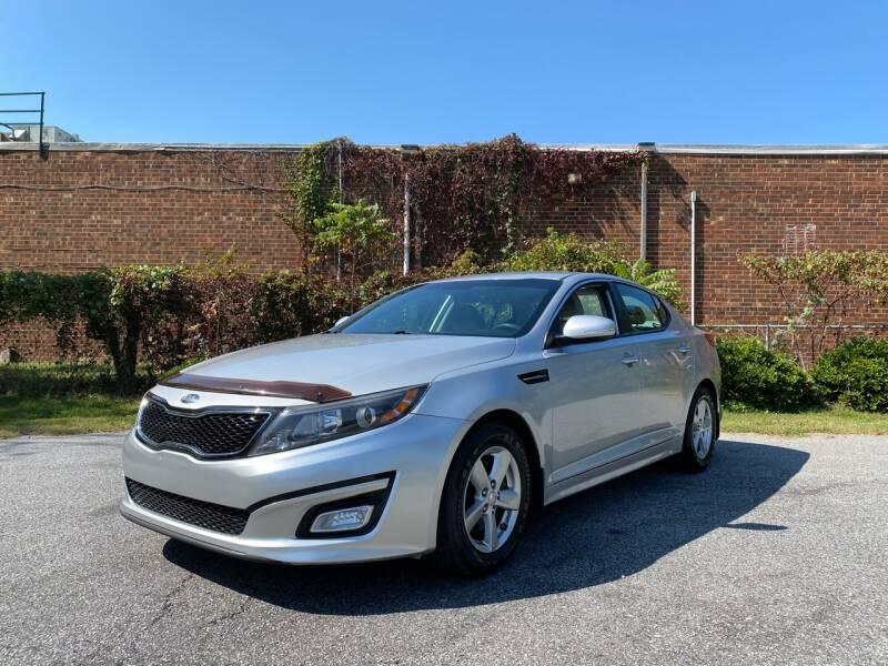 2014 Kia Optima for sale at RoadLink Auto Sales in Greensboro NC