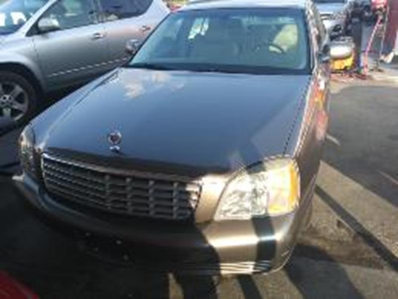 2002 Cadillac DeVille In Cincinnati OH - All Cars Auto Sales LLC