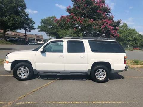 2006 Chevrolet Suburban For Sale In Charlotte Nc