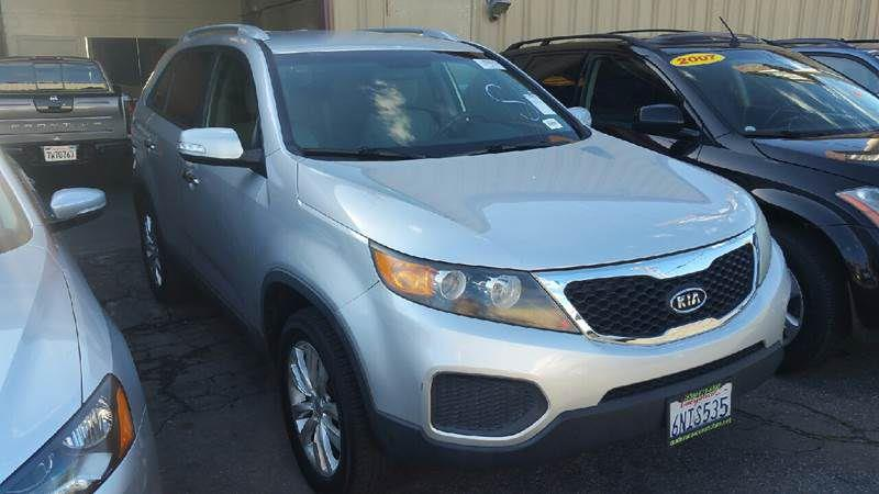 2011 Kia Sorento For Sale At CENTURY MOTORS In Fresno CA