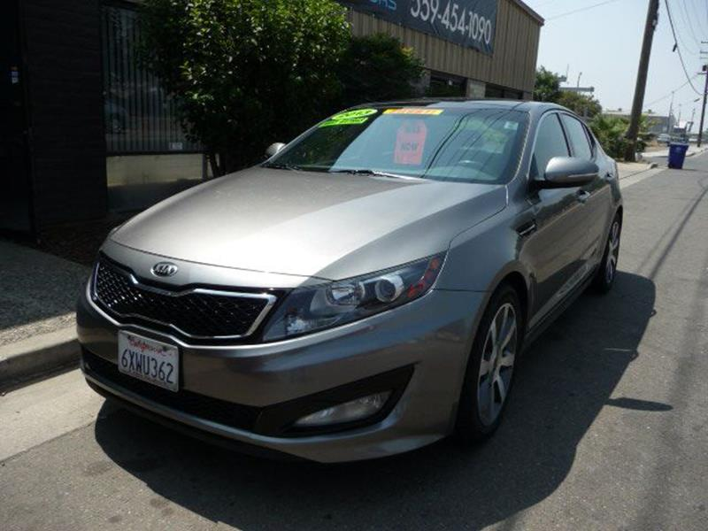 2013 Kia Optima For Sale At CENTURY MOTORS In Fresno CA