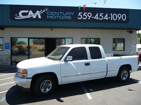 1999 GMC Sierra 1500 for sale in Fresno, CA