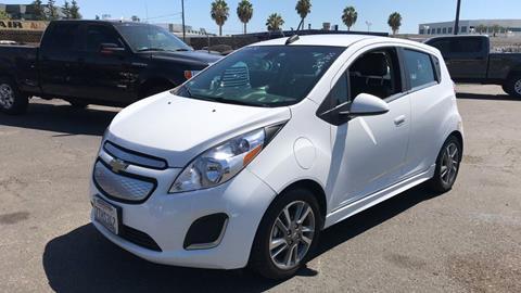 2016 Chevrolet Spark EV for sale in Fowler, CA