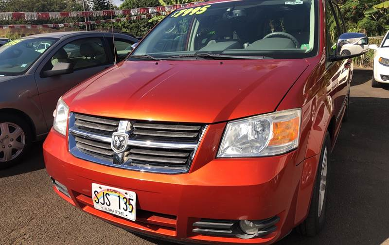 Island Auto Sales >> 2008 Dodge Grand Caravan Sxt Pacific Island Auto Sales