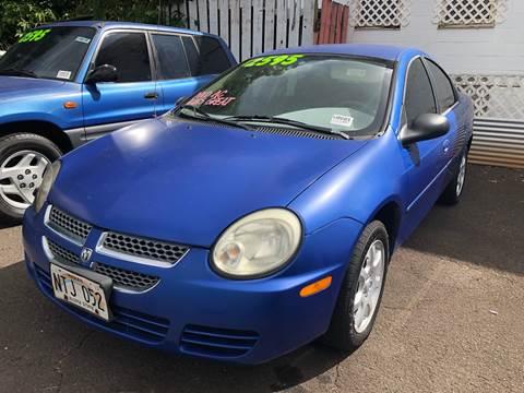 2005 Dodge Neon for sale in Wahiawa, HI