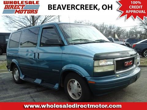 1997 GMC Safari for sale in Beavercreek, OH