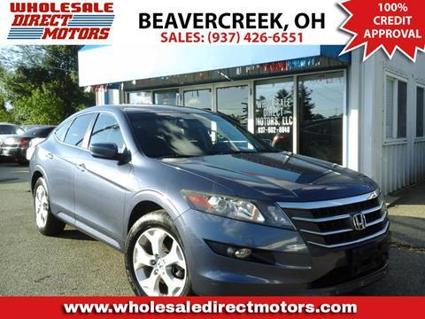 2012 Honda Crosstour for sale in Beavercreek, OH