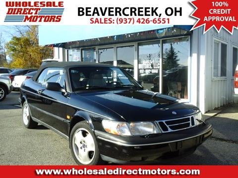 1997 Saab 900 for sale in Beavercreek, OH