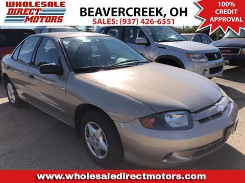2005 Chevrolet Cavalier for sale in Beavercreek, OH