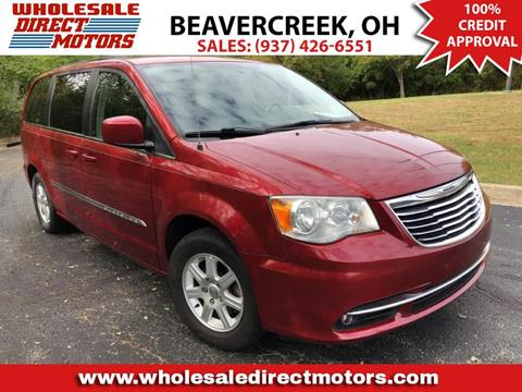 2011 Chrysler Town and Country for sale in Beavercreek, OH