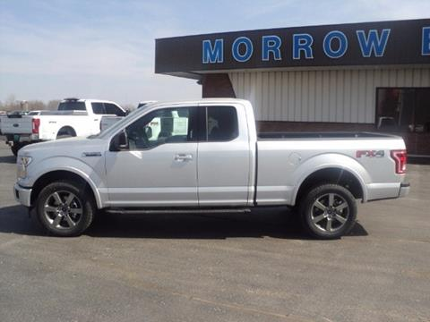 2017 Ford F-150 for sale in Greenfield, IL