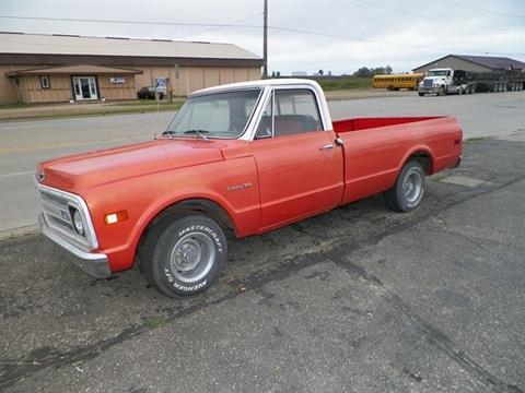 1969 Chevrolet C/K 10 Series for sale in Webster, SD