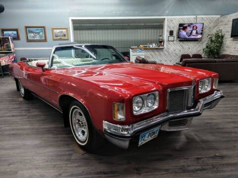 1972 Pontiac Catalina for sale in Webster, SD
