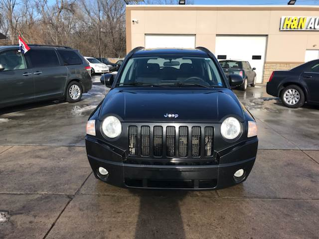 2008 Jeep Compass For Sale At Hu0026N Auto Sales In Wayne MI