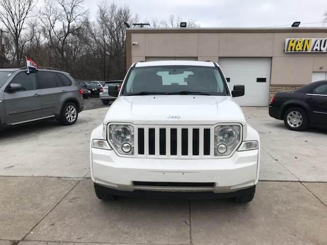 2009 Jeep Liberty For Sale At Hu0026N Auto Sales In Wayne MI
