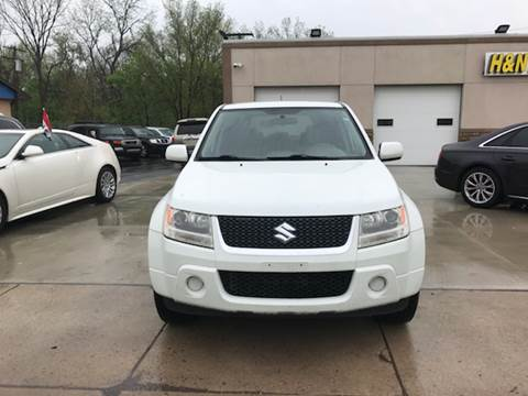 2009 Suzuki Grand Vitara for sale in Wayne, MI