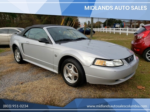 Convertible For Sale In Lexington Sc Midlands Auto Sales