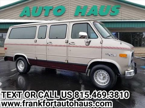 1994 GMC Rally Wagon for sale in Frankfort, IL