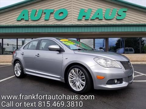 2012 Suzuki Kizashi for sale in Frankfort, IL