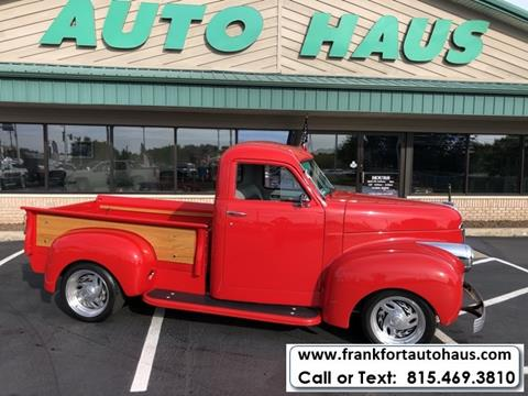 1947 Studebaker Pickup for sale in Frankfort, IL