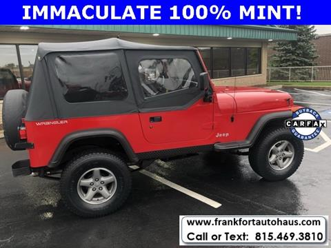 1992 Jeep Wrangler for sale in Frankfort, IL