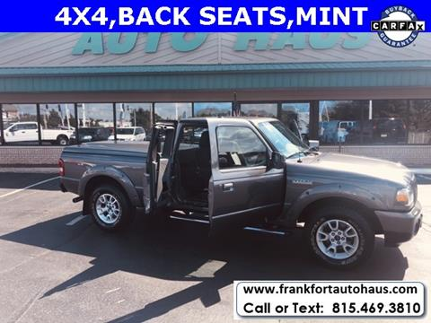 2011 Ford Ranger for sale in Frankfort, IL