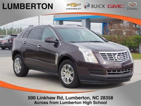 2016 Cadillac SRX Luxury Collection for sale at Lumberton Chevrolet Buick GMC Cadillac in Lumberton NC